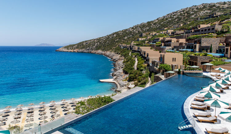 Daios Cove Luxury Resort & Villas 5 * Luxe