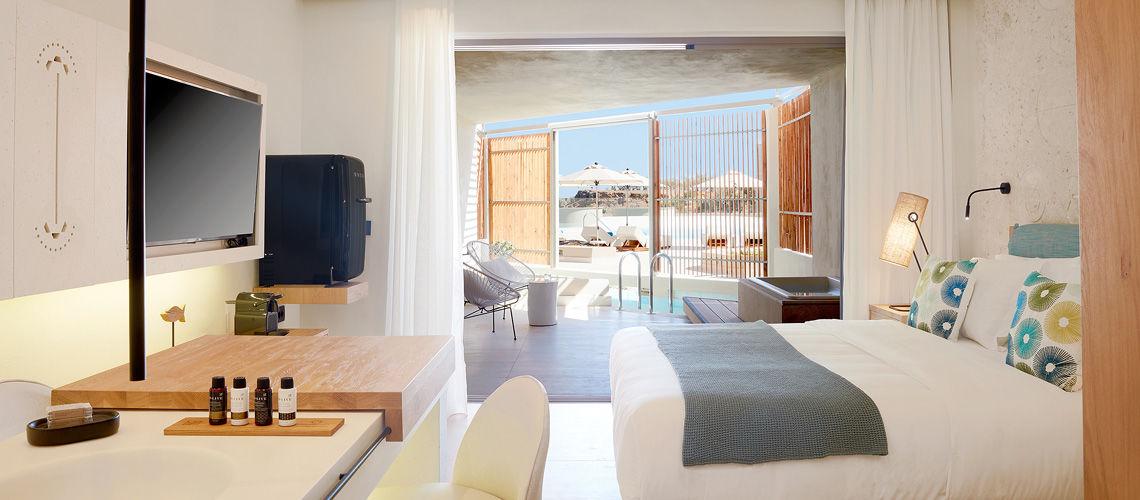 chambre upbeat retreat