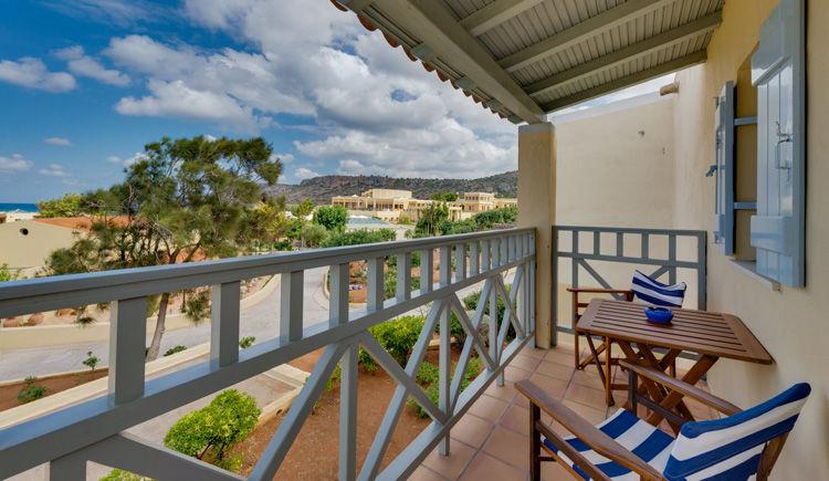 balcon des bungalow