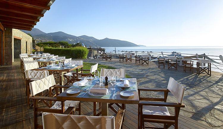restaurant bar Blue Bay All Day