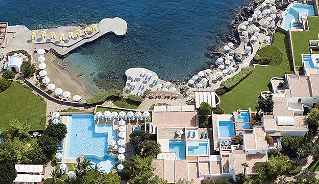 St Nicolas Bay Resort Hotel & Villas 5* Charme