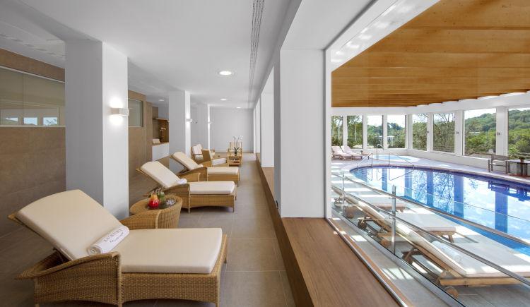 Spa piscine de relaxation