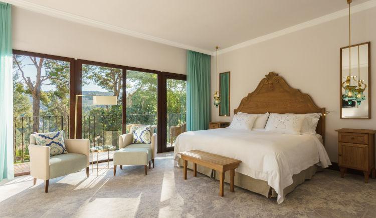 Chambre Classic avec terrasse