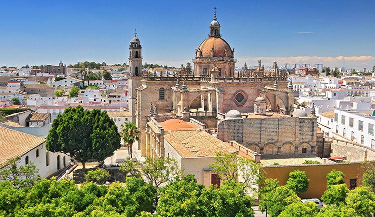 Cathedrale de Jerez