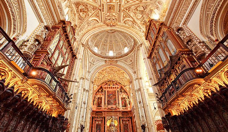 Cathedrale de Cordoue