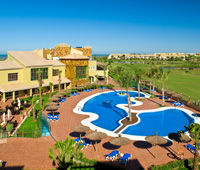 Elba Costa Ballena Beach & Thalasso Resort 4* avec location de voiture