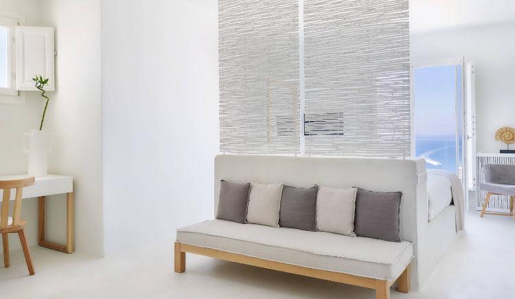 Nafsika estate master bedroom