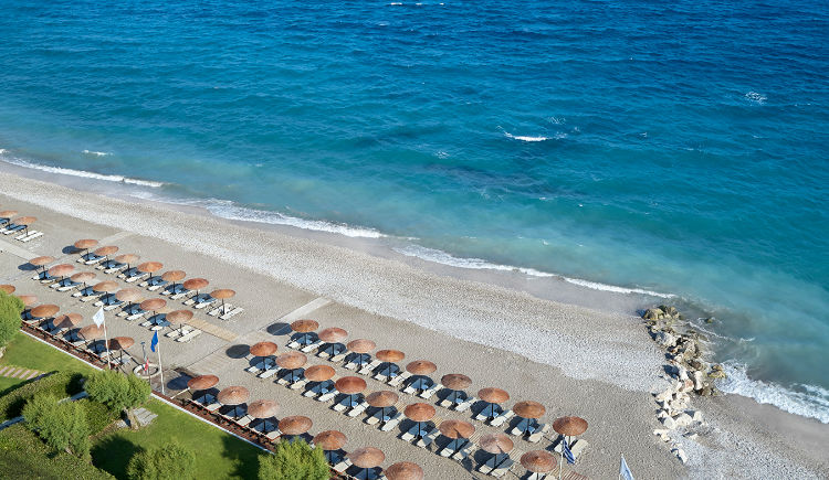 Elite Suites by Rhodes Bay 5 * Luxe