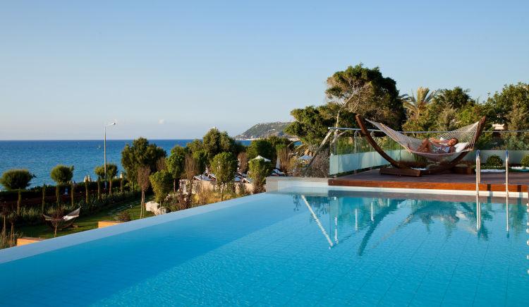 presidential suite piscine