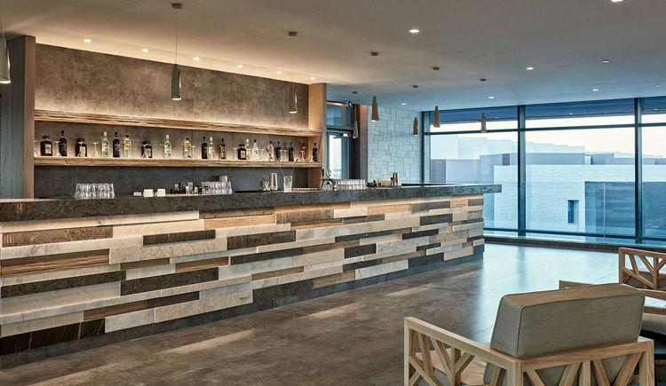 Boardwalk bar