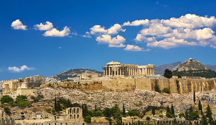 Grèce Antique & Les Météores