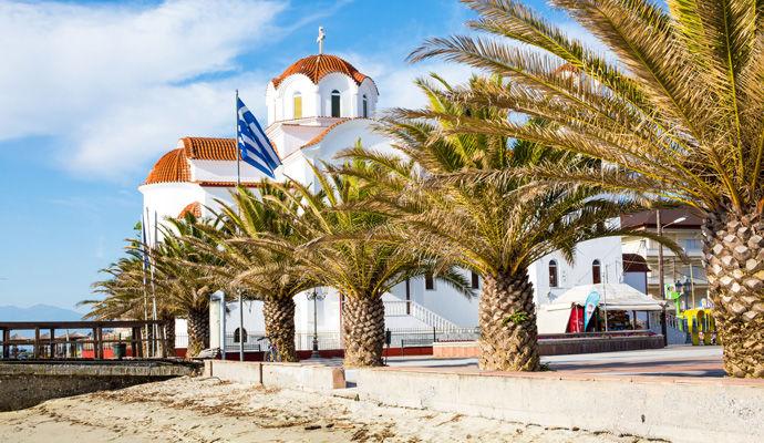 eglise orthodoxe grecque Paralia-Katerini