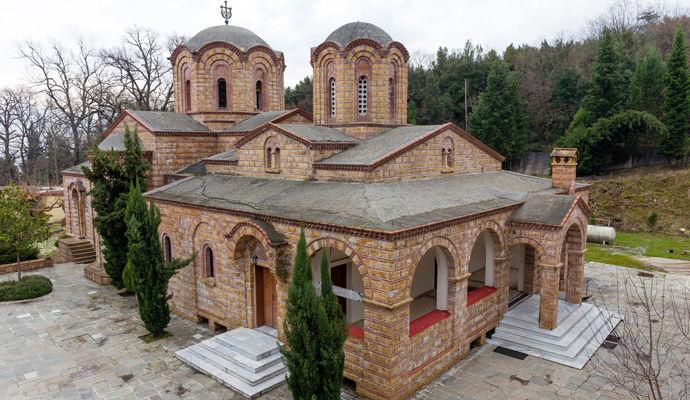 monastere St Dyonissos