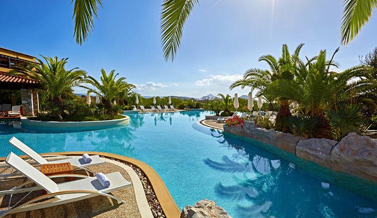 Westin Costa Navarino piscine