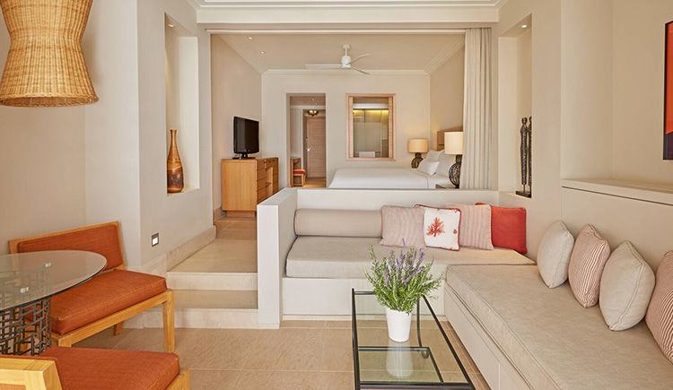 Westin Costa Navarino suite