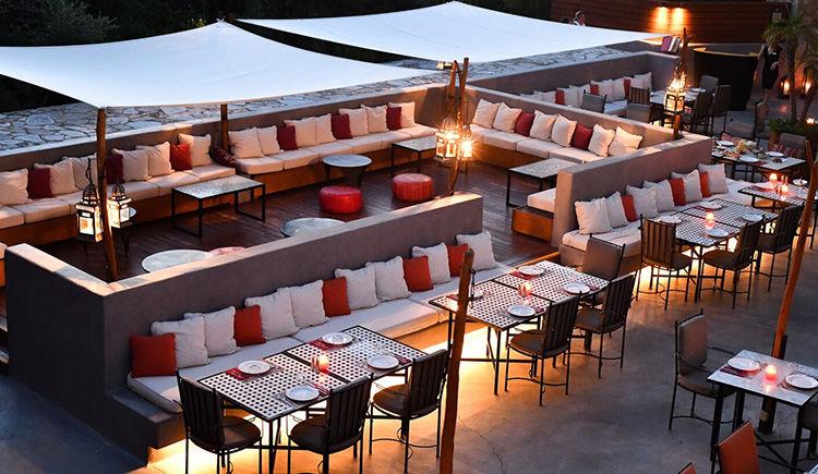 Westin Costa Navarino restaurant