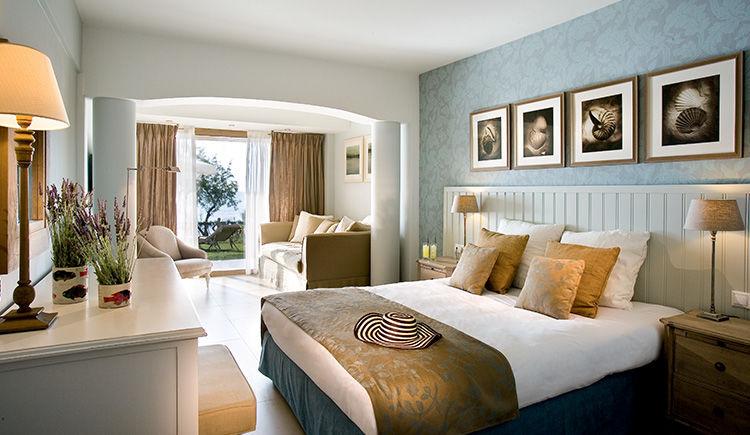 Sani Beach Junior Suite