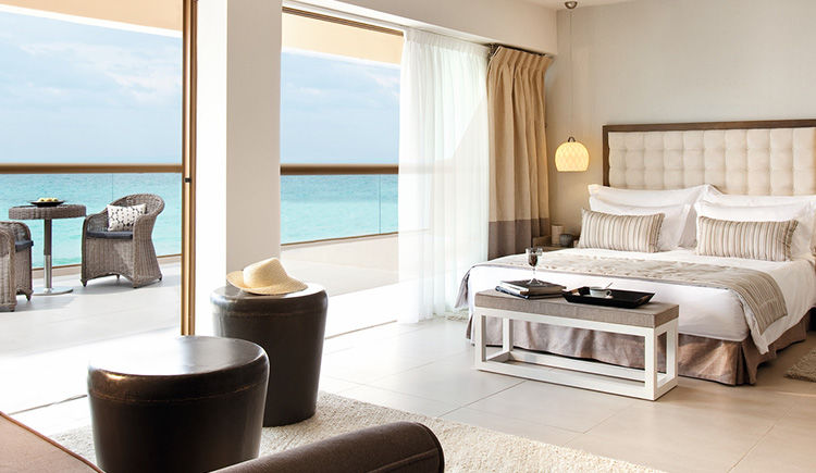 Sani Beach Suite