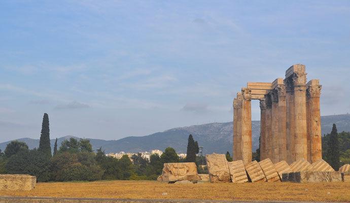 Athènes & Hydra