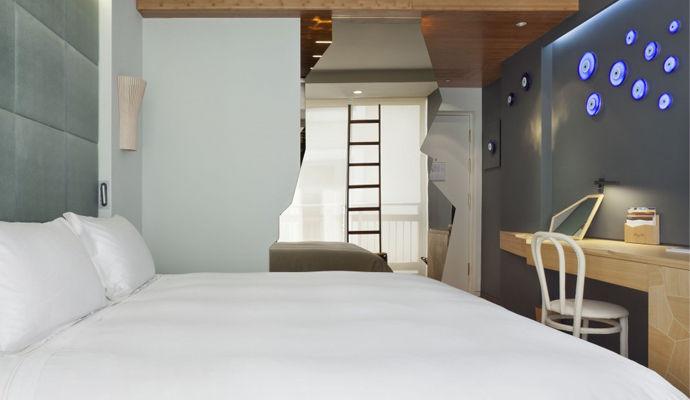 chambre standard new hotel