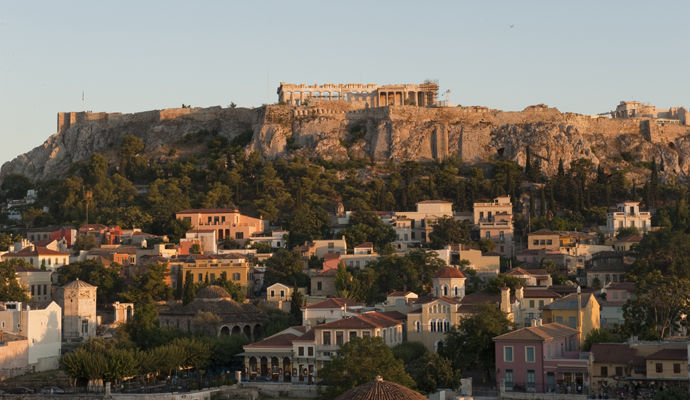Athènes & Spetses