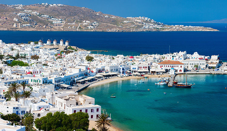 Mykonos & Syros - 8 jours / 7 nuits