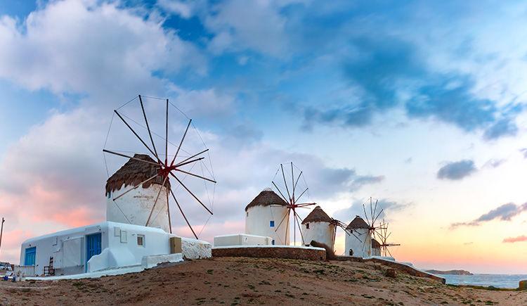 moulin de Mykonos