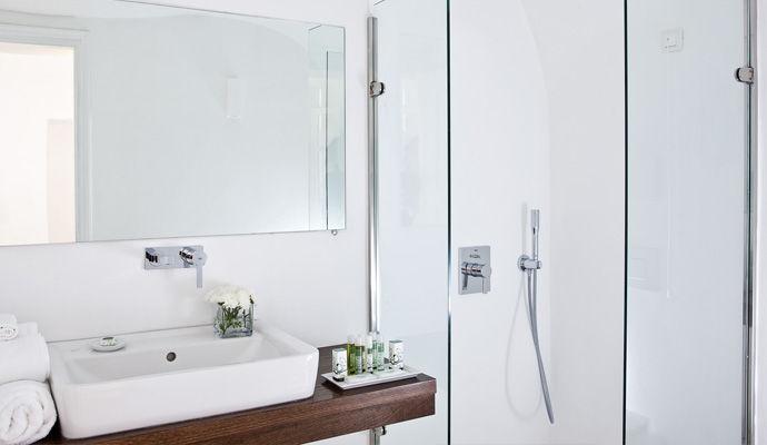 salle de bains junior suite