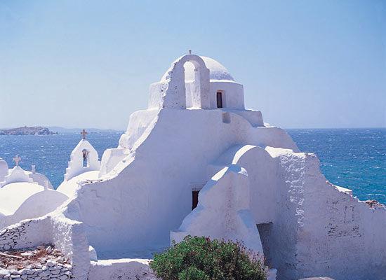 Mykonos/Paros 4* « Charme »