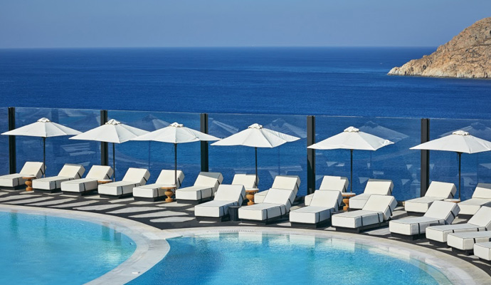 Royal Myconian Resort & Villas 5 *