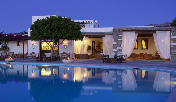 Yria Hotel Resort 5 *