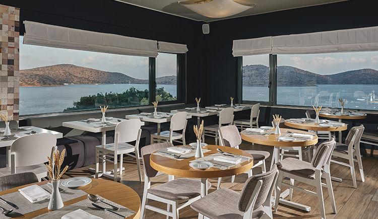 restaurant Island