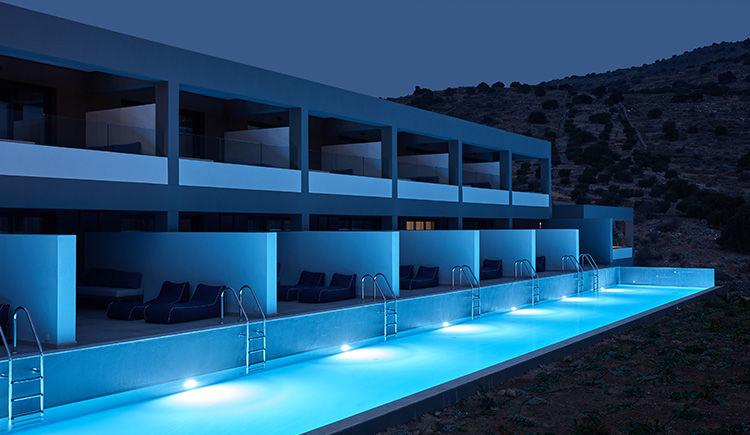 Premium Suite acces piscine