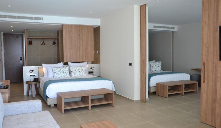 suite double chambre
