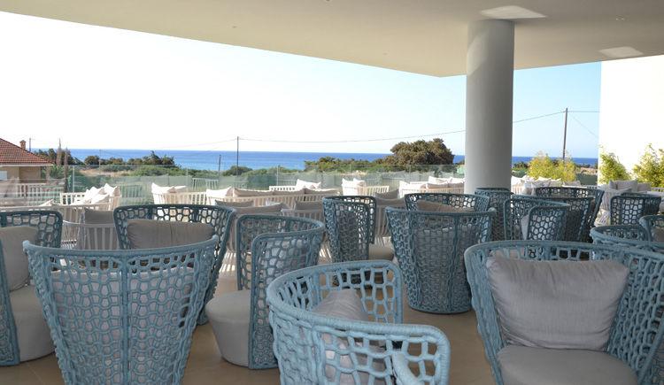 The Grand Bar terrasse