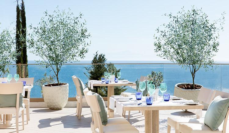 restaurant Fresco terrasse