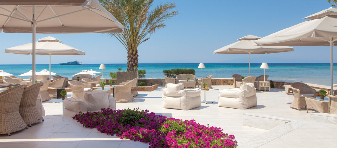 Sani Beach 5* by Nosylis Collection