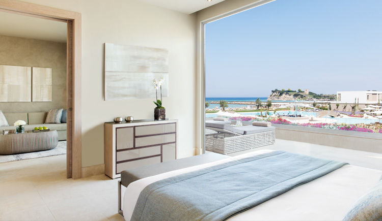 one bedroom suite grand balcon