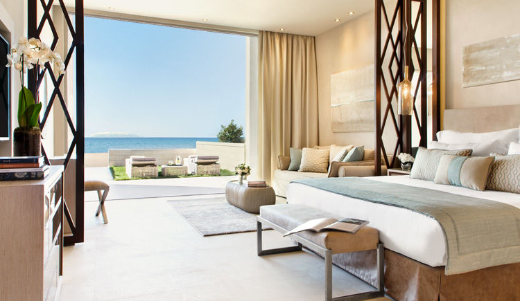 junior suite grand balcon beach front