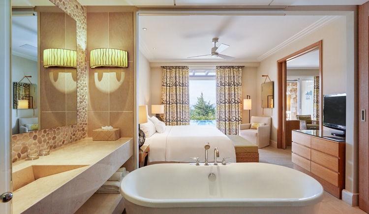 Premium Infinity Suite salle de bains