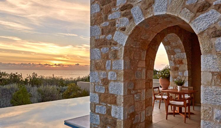 terrasse Premium Infinity room Sea
