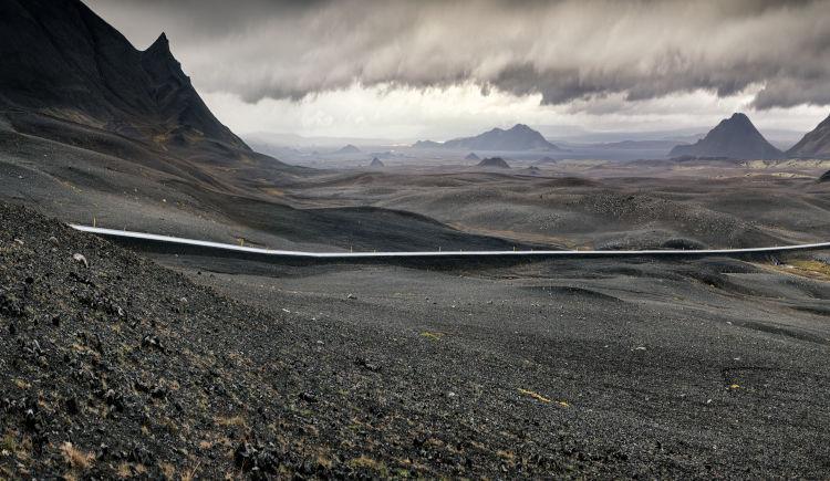 rute volcanique Myvatn