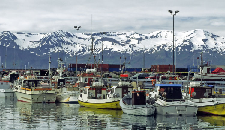 port F von Husavik