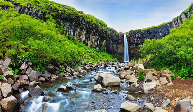 parc national Skaftafell