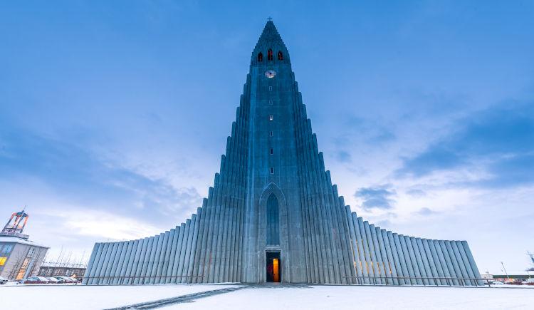Découverte de Reykjavik