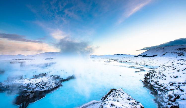 blue lagoon Reykjavik region