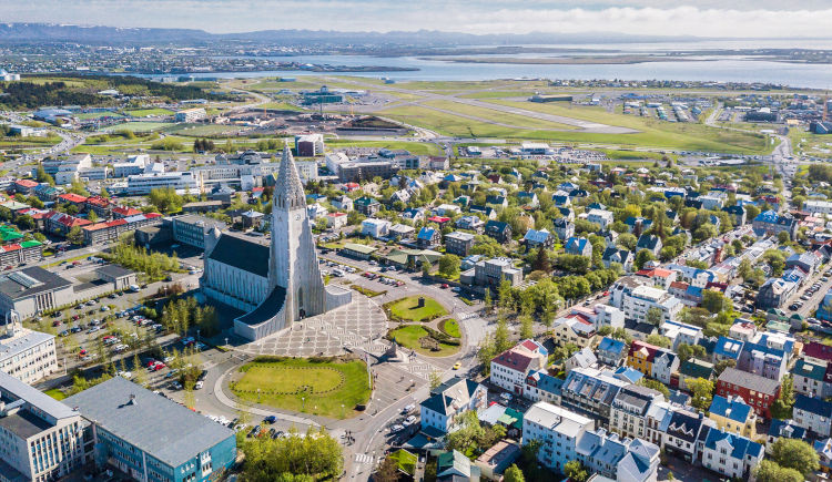 Ville Reykjavik