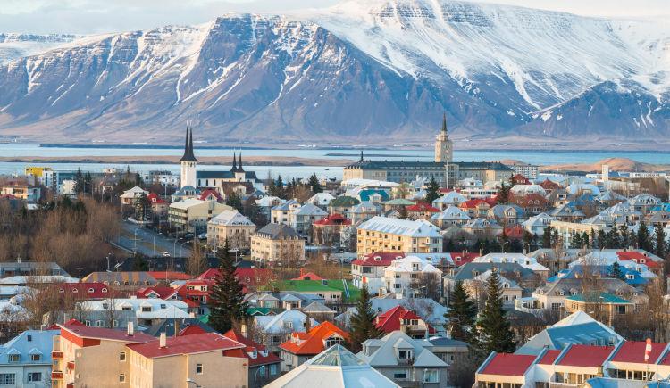 Reykjavik hiver