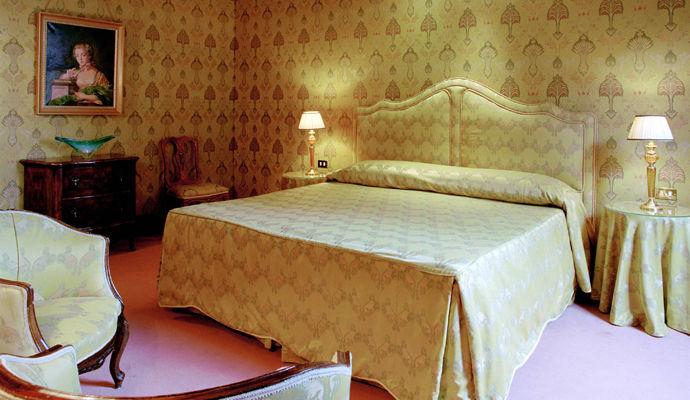 chambre palatial