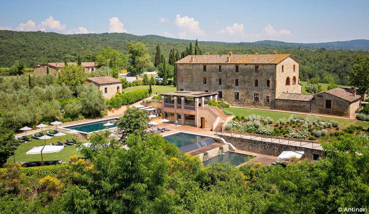 Castel Monastero 5 * Luxe